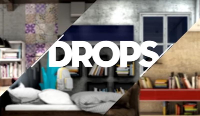 DROPS Finger | Portal TV Soud