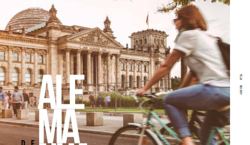 Revista | De bike pela Alemanha – Edição nº 24