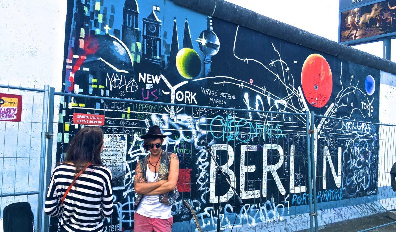 O estilo em cada passo nas ruas de Berlim