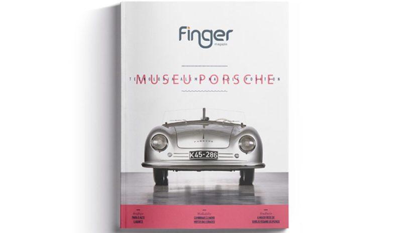 Revista | Museu Porsche: Tecnologia alemã na Pole Position – Edição nº 25