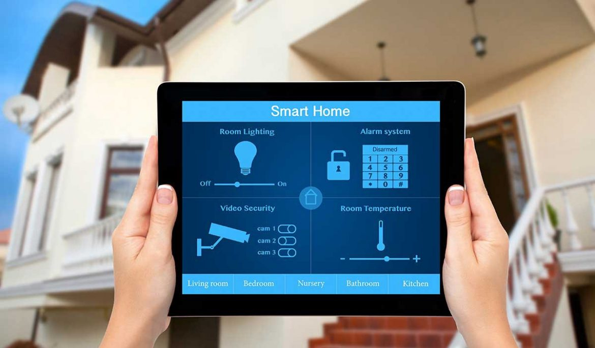 Smart Süßes Zuhause / Smart Sweet Home / Inteligente Doce Lar