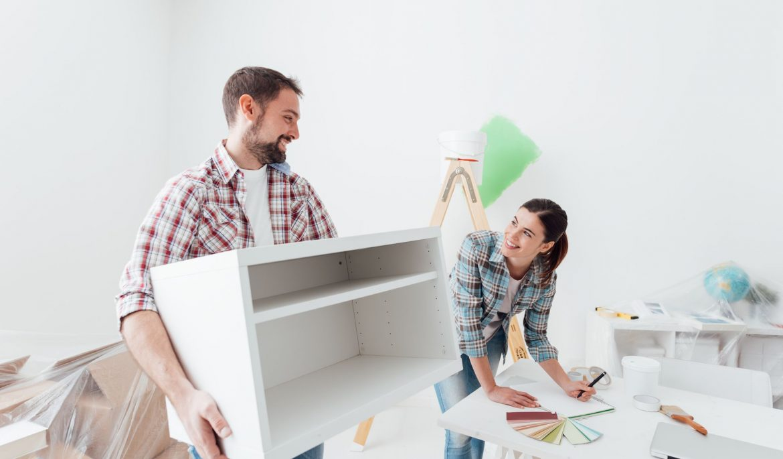 O que fazer com os móveis antigos? Como mobiliar minha casa agora?