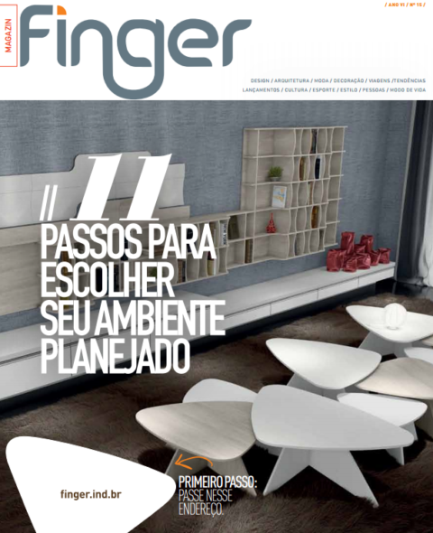 Finger Magazin 15