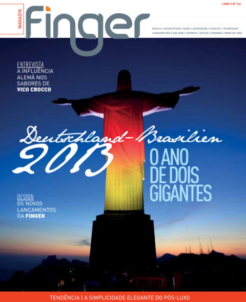 Finger Magazin 16
