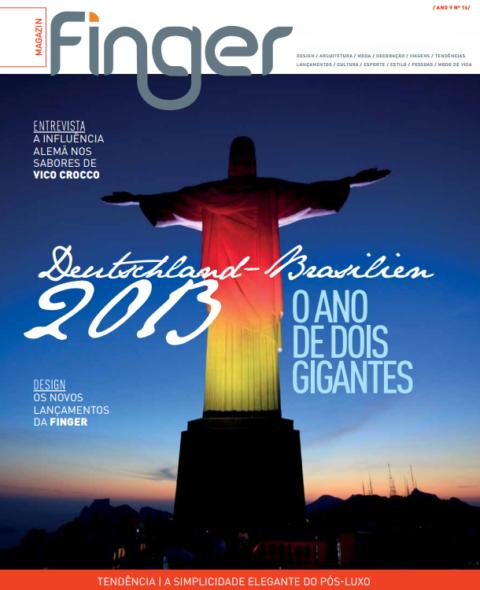 Finger Magazin 16