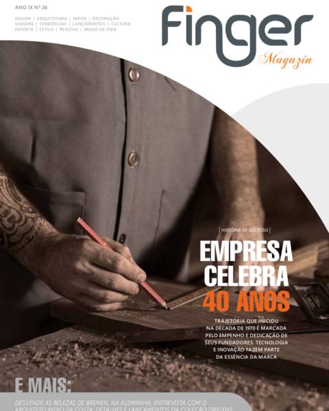 Finger Magazin 26