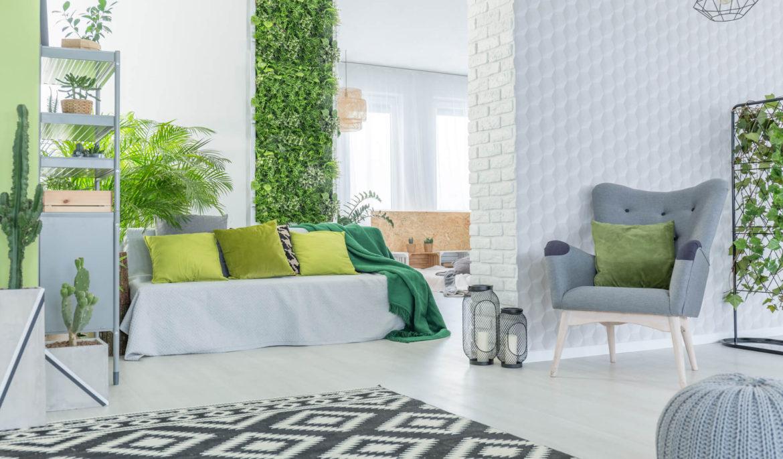 Jardim vertical dentro de casa: como arrumar espaço para um?