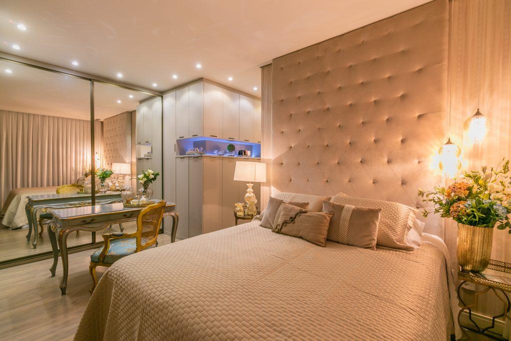 estilo clássico - dormitorio planejado quarto