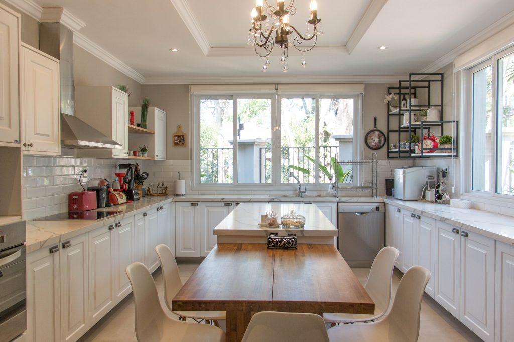 cozinha provençal estilo romantico