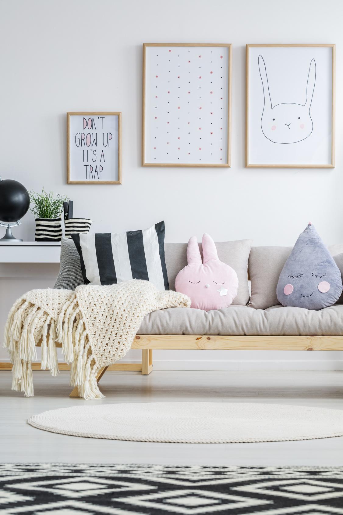 estilo de decoração escandinavo hygge