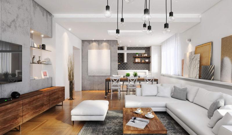 O que fazer para harmonizar os cômodos da casa?