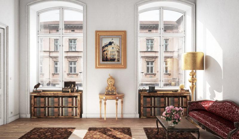 Decoração Clássica: saiba como investir esse estilo na sua casa!