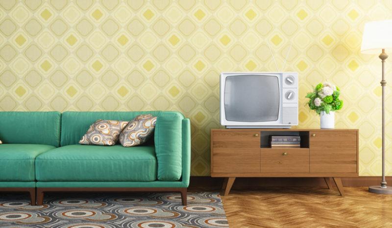 Saiba o que levar em conta para fazer uma decoração retrô na sua casa