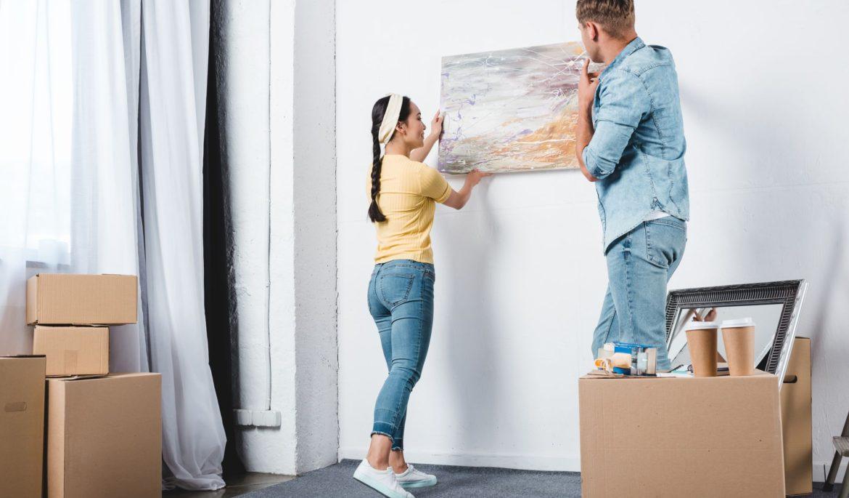 Mudança de casa: como fazer para me sentir em casa no novo imóvel?