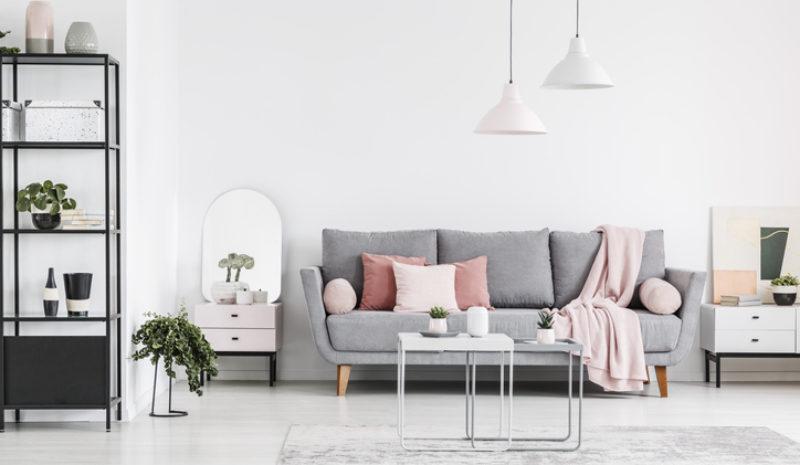 Quer fazer a decoração de uma sala pequena? Veja nossas dicas!