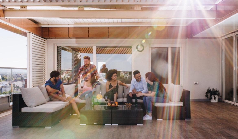 6 dicas para escolher a cor ideal para a área externa da sua casa