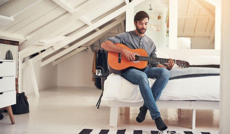 7 Dicas sobrecomo escolher móveis planejados para quarto de solteiro!