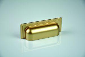 puxador dourado hef