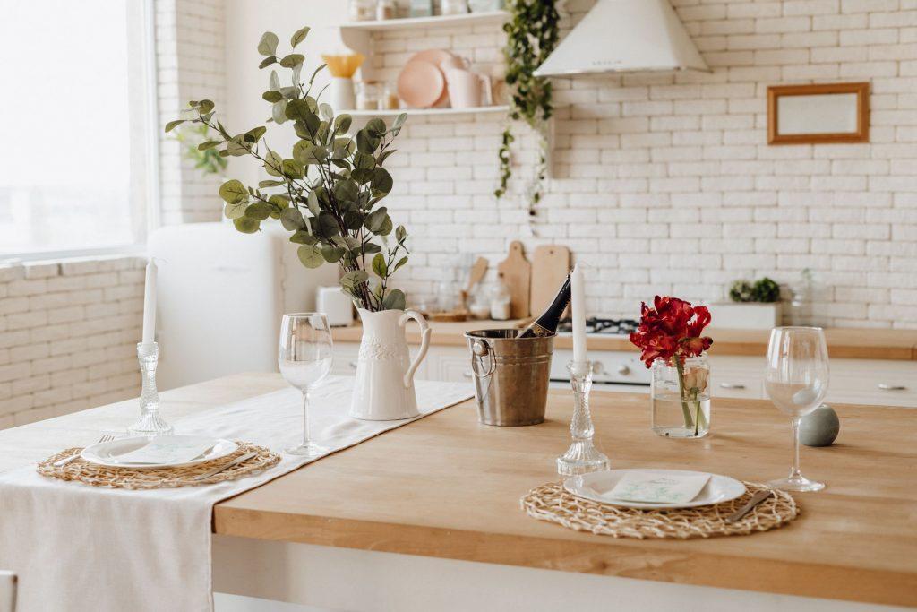cozinha-provencal - estilo romantico
