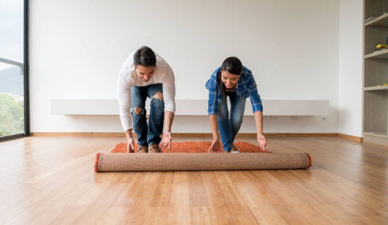 Como usar tapete na decoração? 5 dicas para te ajudar