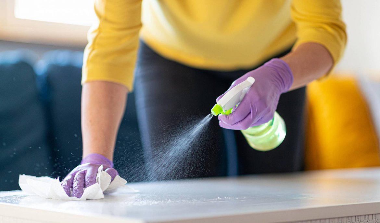 5 dicas de limpeza para manter os vírus longe da sua casa