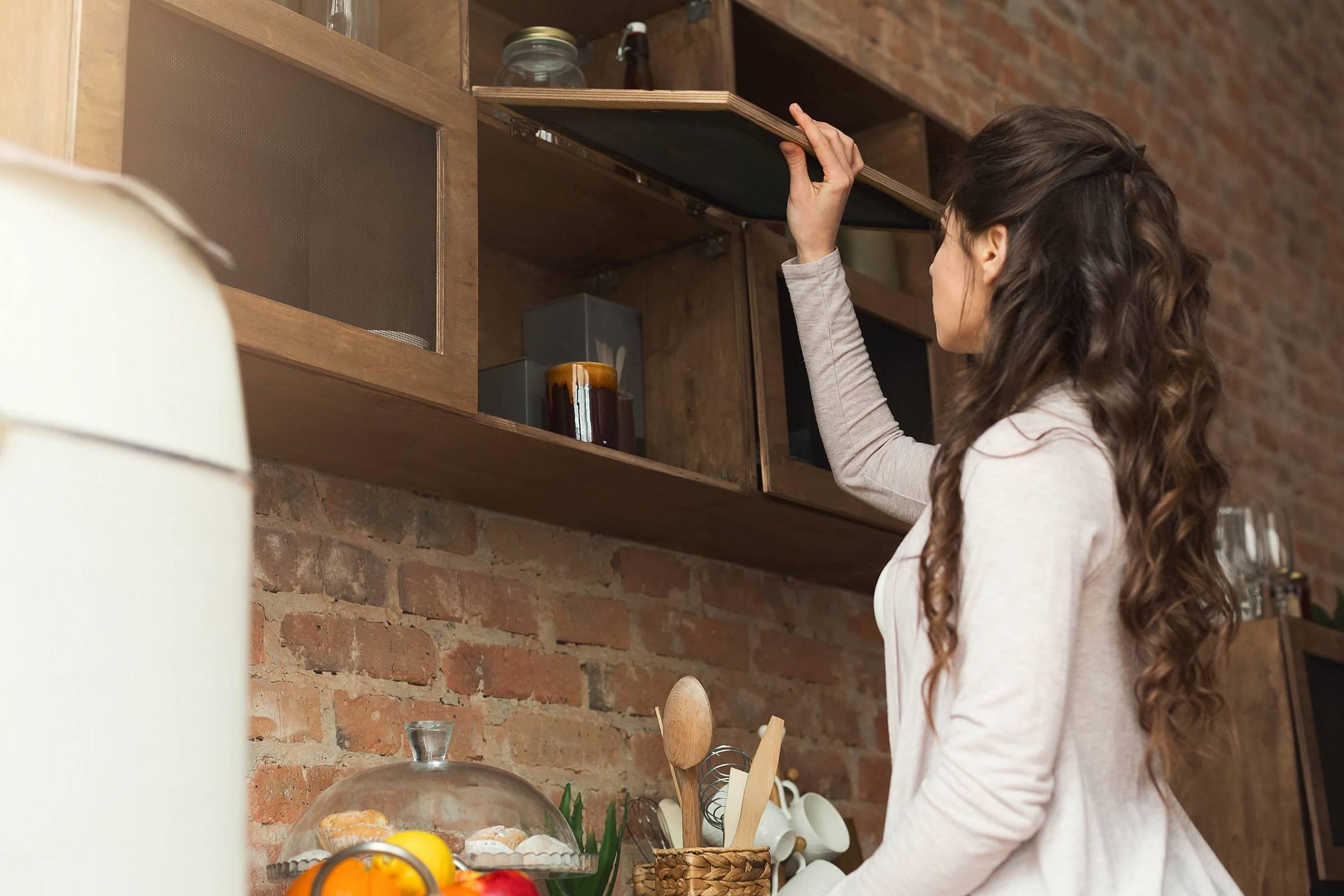 cozinha ergonômica
