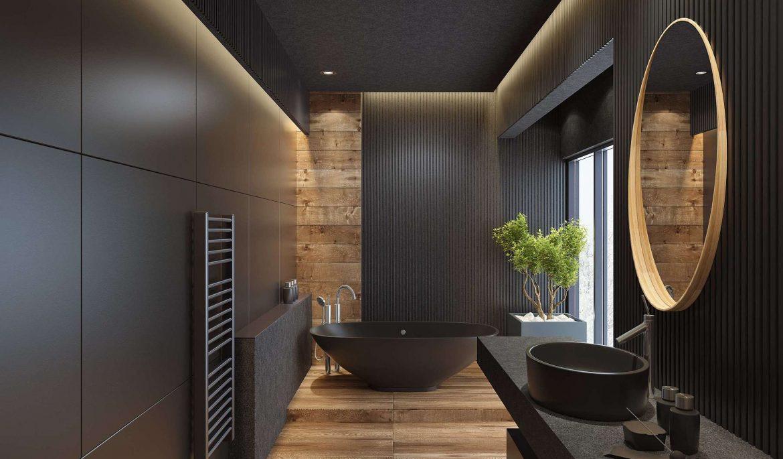Como decorar um lavabo no estilo gótico?