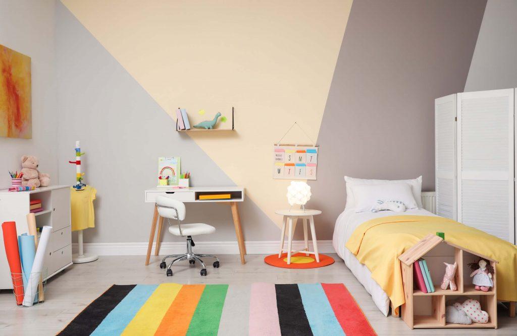 decoração ludica quarto infantil