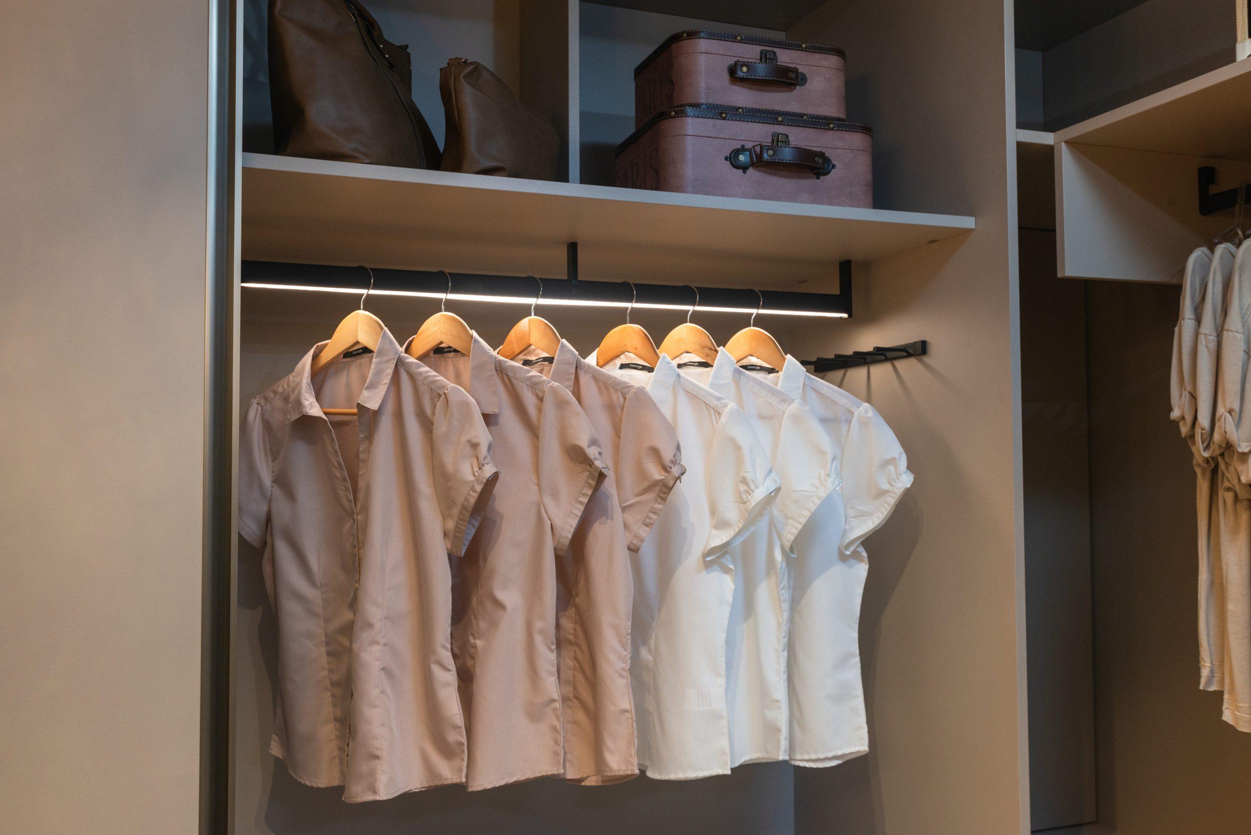closet organização armários