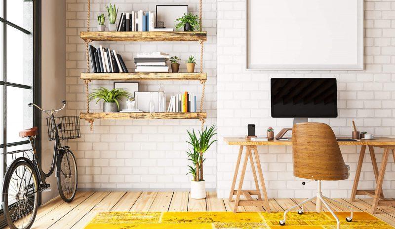 6 itens para melhorar seu home office e deixá-lo mais confortável