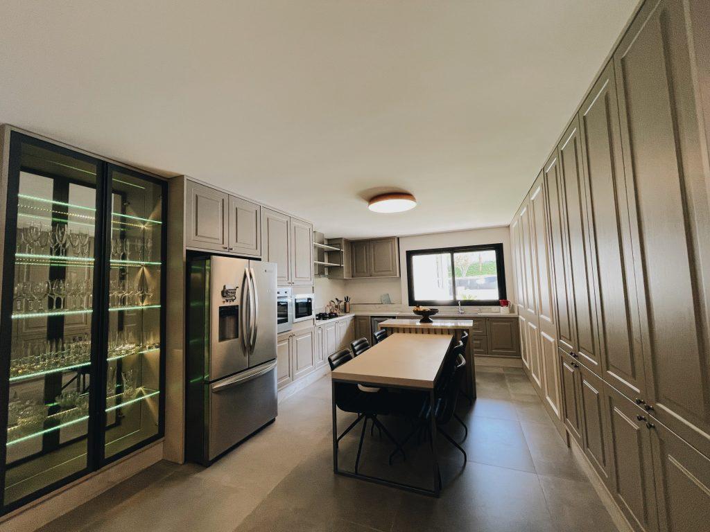 cozinha planejada provençal