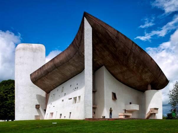 Le Corbusier - arquiteto famoso