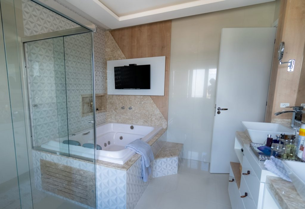 banheiro dupla