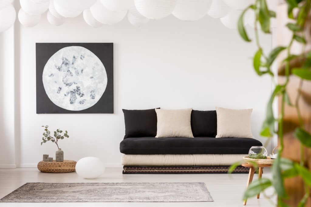 japandi estilo decoração minimalismo