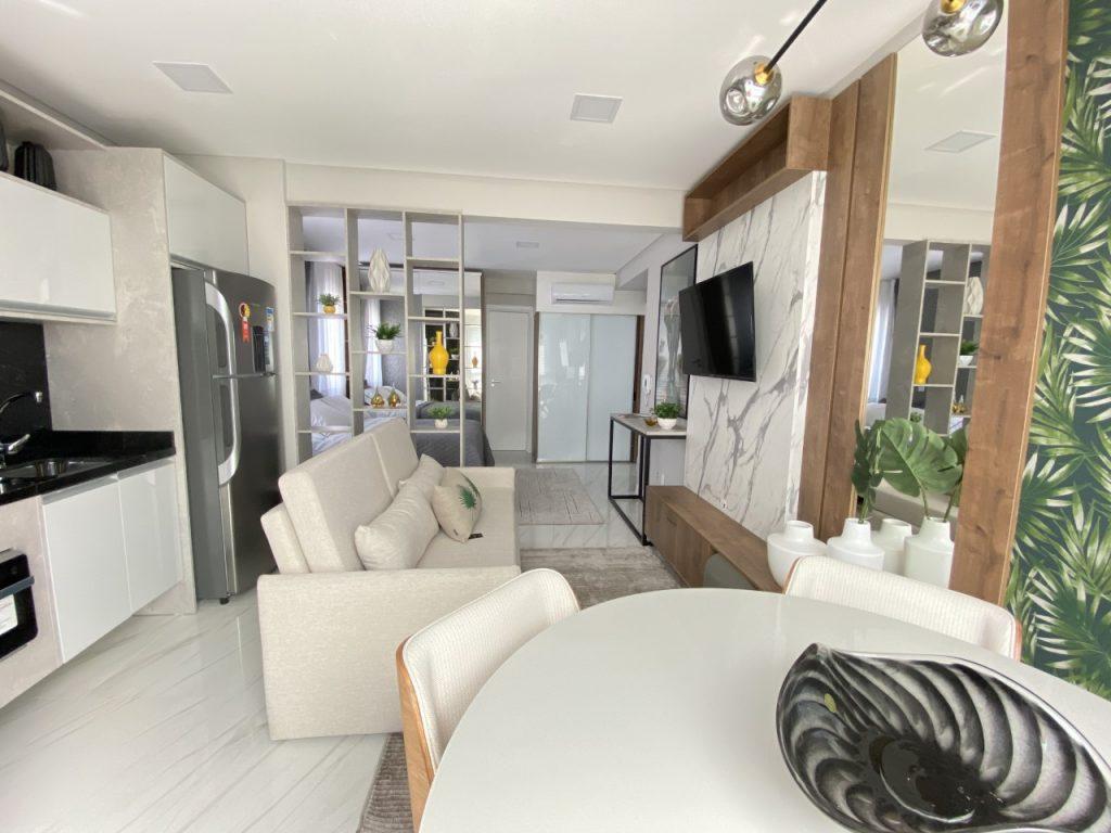 loft ambientes integrados