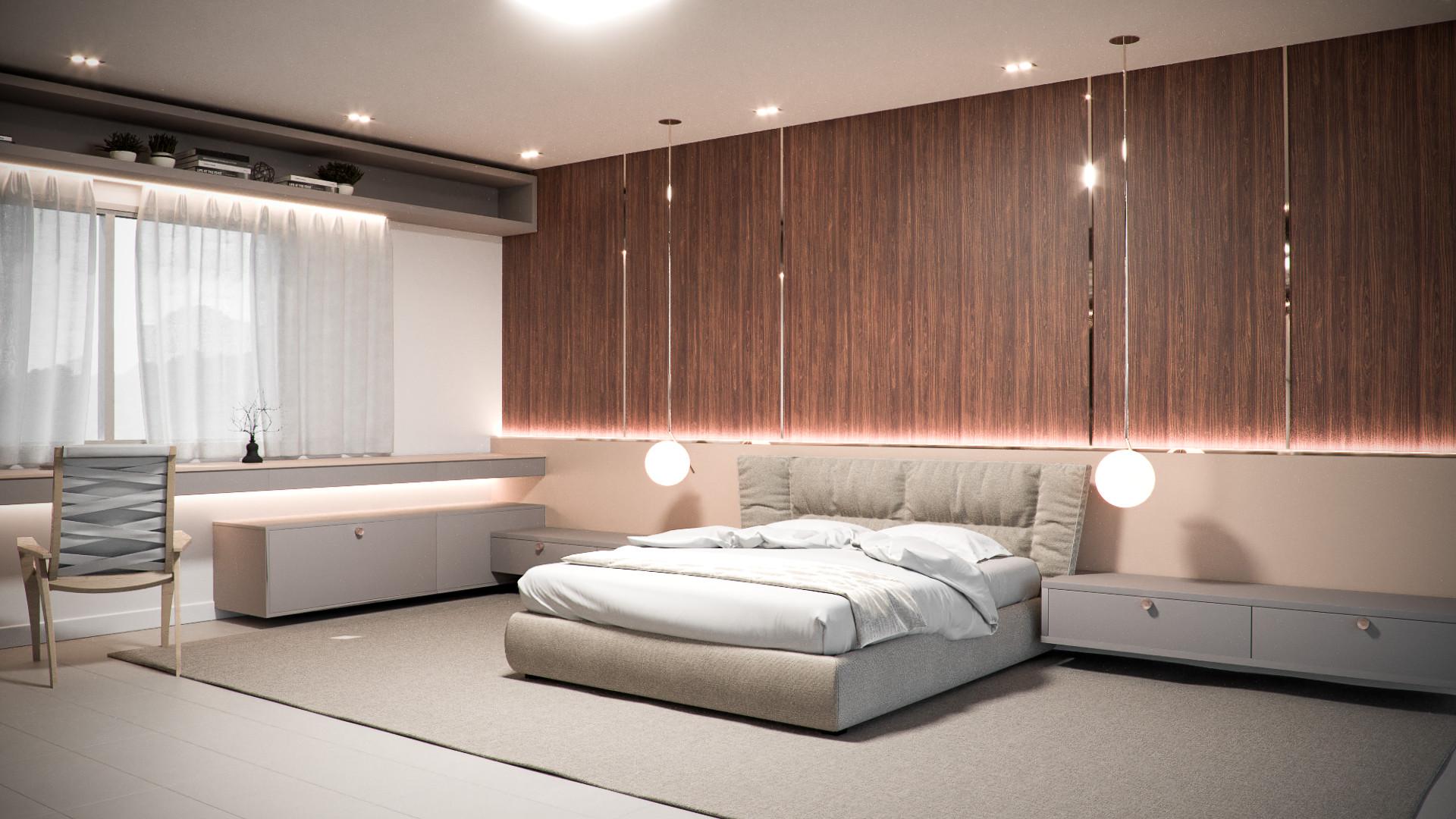 dormitorio casal minimalisma origens 2022