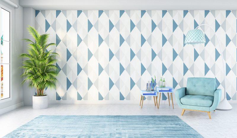 Decoração com papel de parede: 5 dicas para renovar os cômodos