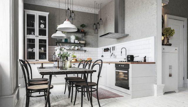 Quer ter uma cozinha no estilo industrial? Veja como conseguir!