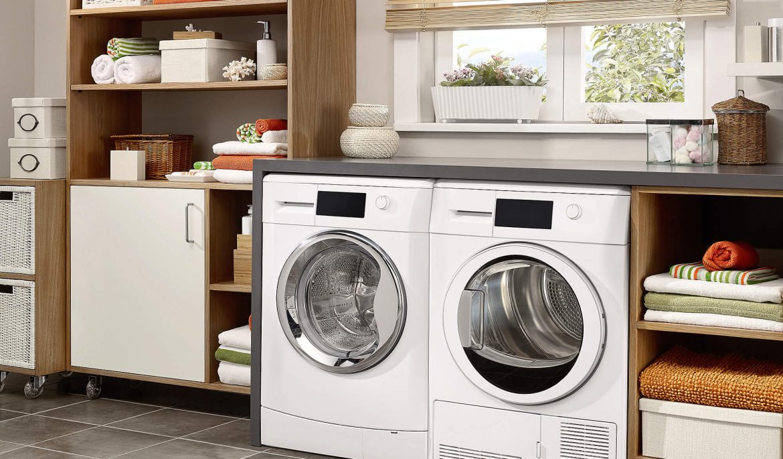 Como fazer uma lavanderia pequena planejada? 7 dicas
