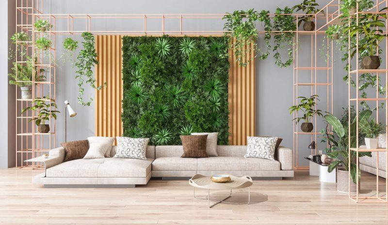5 dicas de paisagismo para usar na decoração dos ambientes da sua casa
