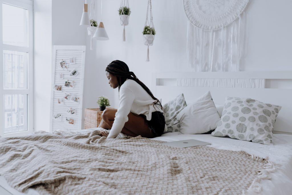 tecidos dormitorio