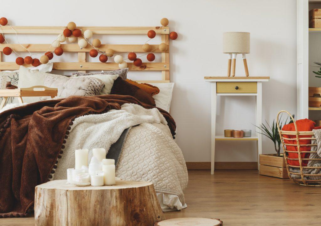 dormitório cama customizada