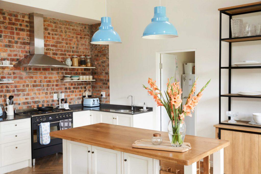 cozinha no estilo industrial decor rustico