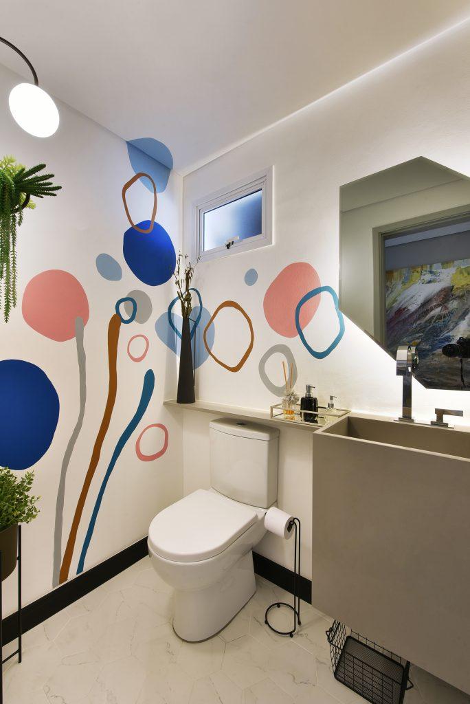 banheiro pequeno lavabo